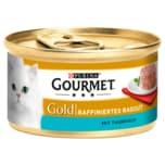Purina Gourmet Gold Ragout mit Thunfisch 85g