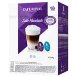 Café Royal Latte Macchiato Kapseln 168g