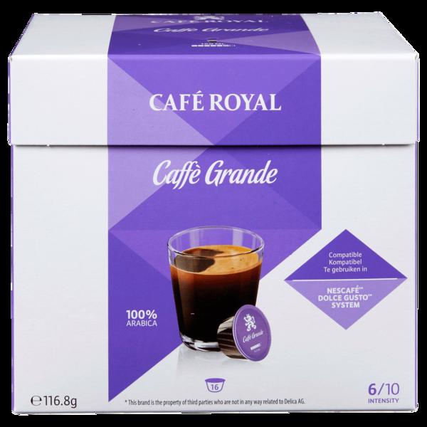 Café Royal Caffé Grande Kapseln 117g