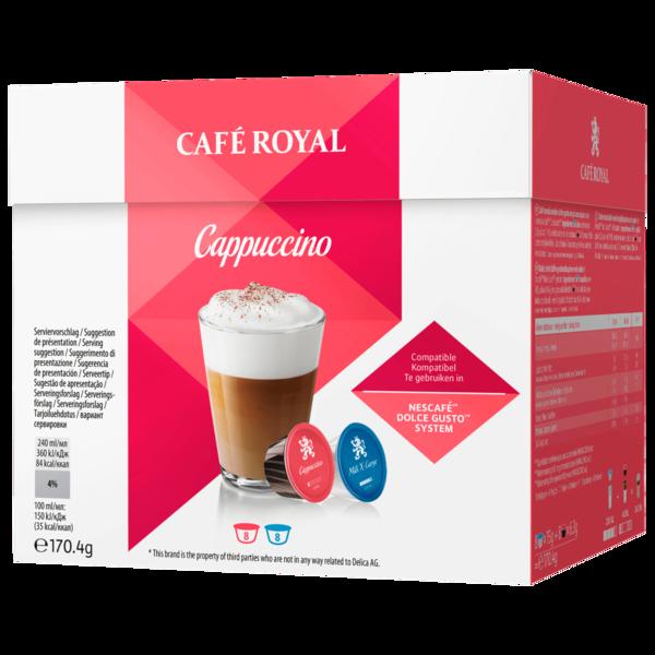 Café Royal Cappuccino 171g