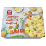REWE Beste Wahl Gemüse-Kartoffelauflauf 400g