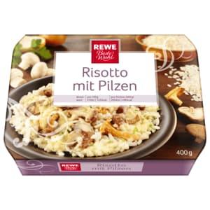 REWE Beste Wahl Risotto mit Pilzen 400g