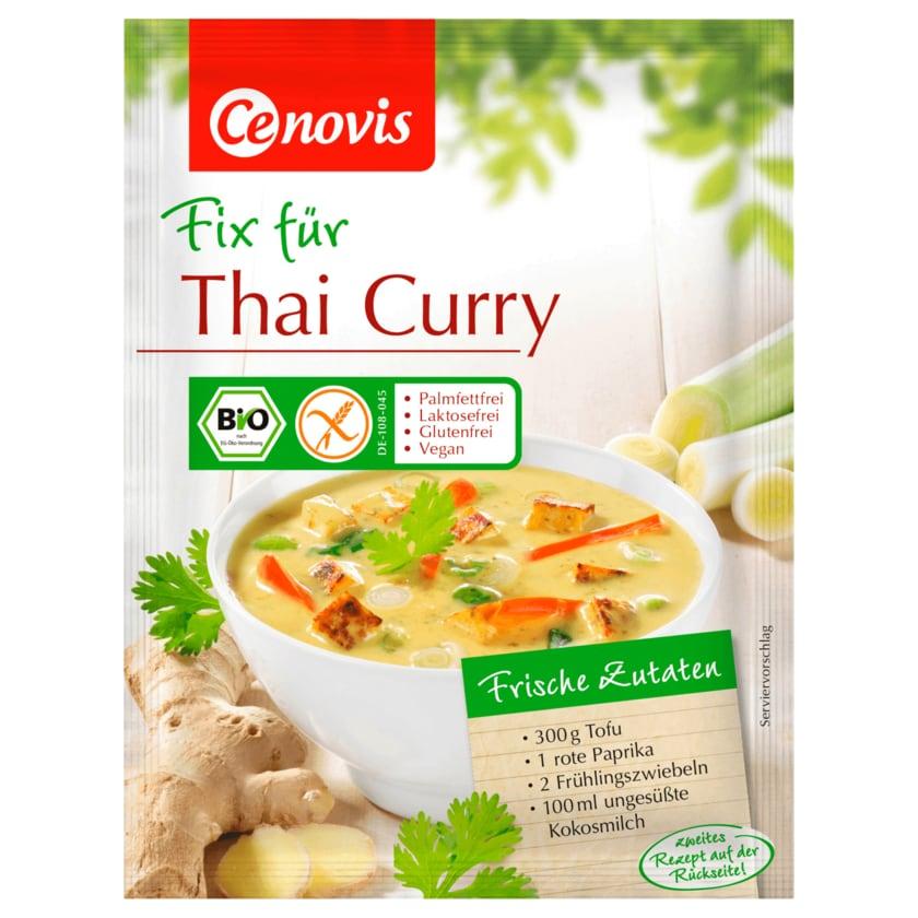 Cenovis Fix Thai Curry Bio 35g