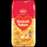 Zabler Hochzeit Nudeln Faden-Nudelnester 500g