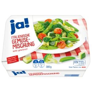 ja! Italienische Gemüsemischung 300g