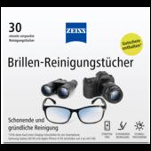 Zeiss Brillen Reinigungstücher 30 Stück