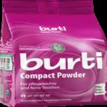 Burti Compact Powder Feinwaschmittel 893g, 18WL