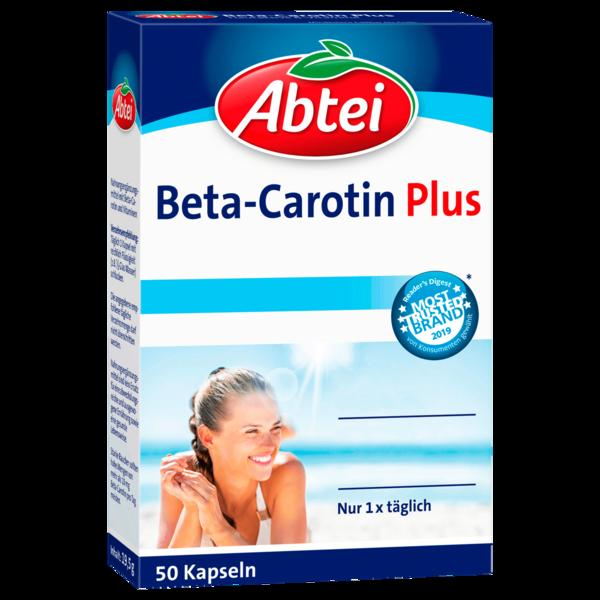 Abtei Beta-Carotin Plus 50Kps