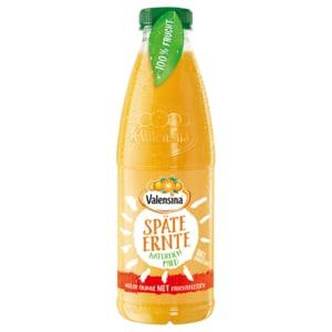 Valensina Späte Ernte Orange mit Fruchtfleisch mild 0,75l