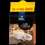 Tchibo Caffè Crema Pads 36+4 Stück