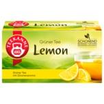 Teekanne Grüner Tee Lemon 35g, 20 Beutel