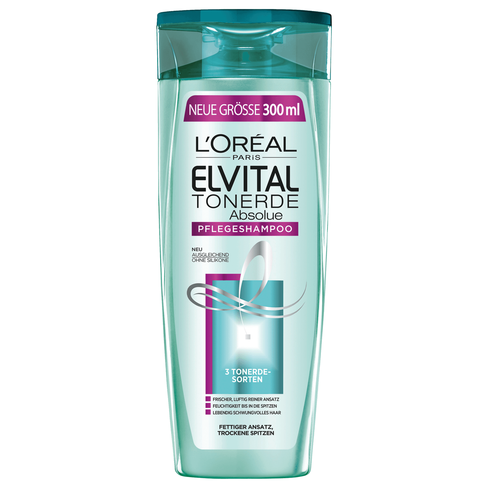 L'Oréal Paris Elvital Shampoo Tonerde 300ml