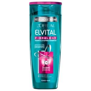 L'Oréal Paris Elvital Shampoo Fibralogy 300ml