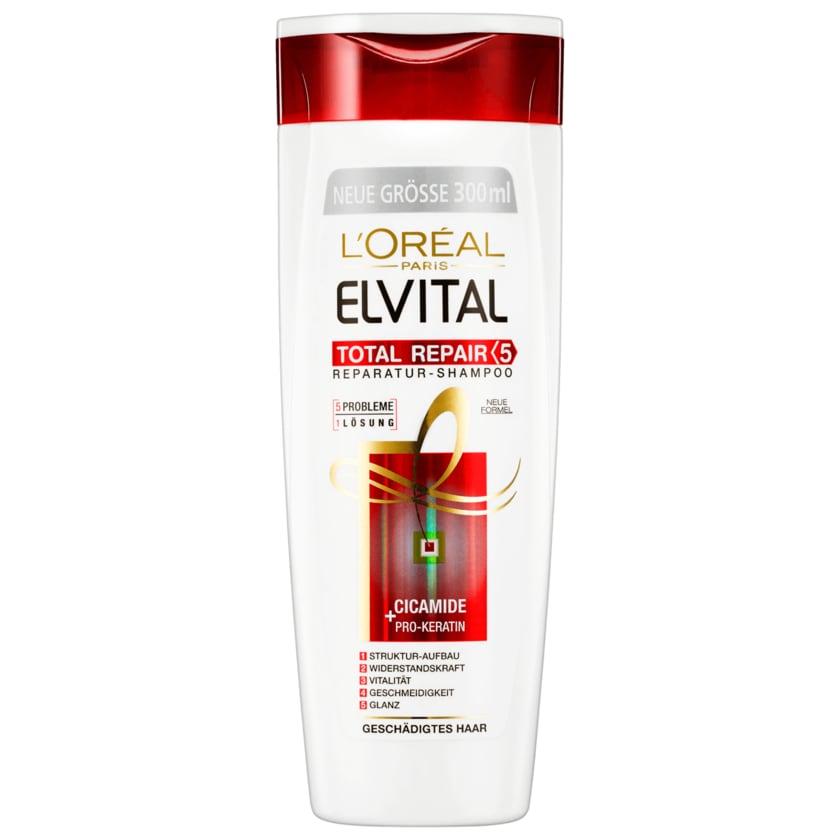 L'Oréal Paris Elvital Shampoo Total Repair 5 300ml
