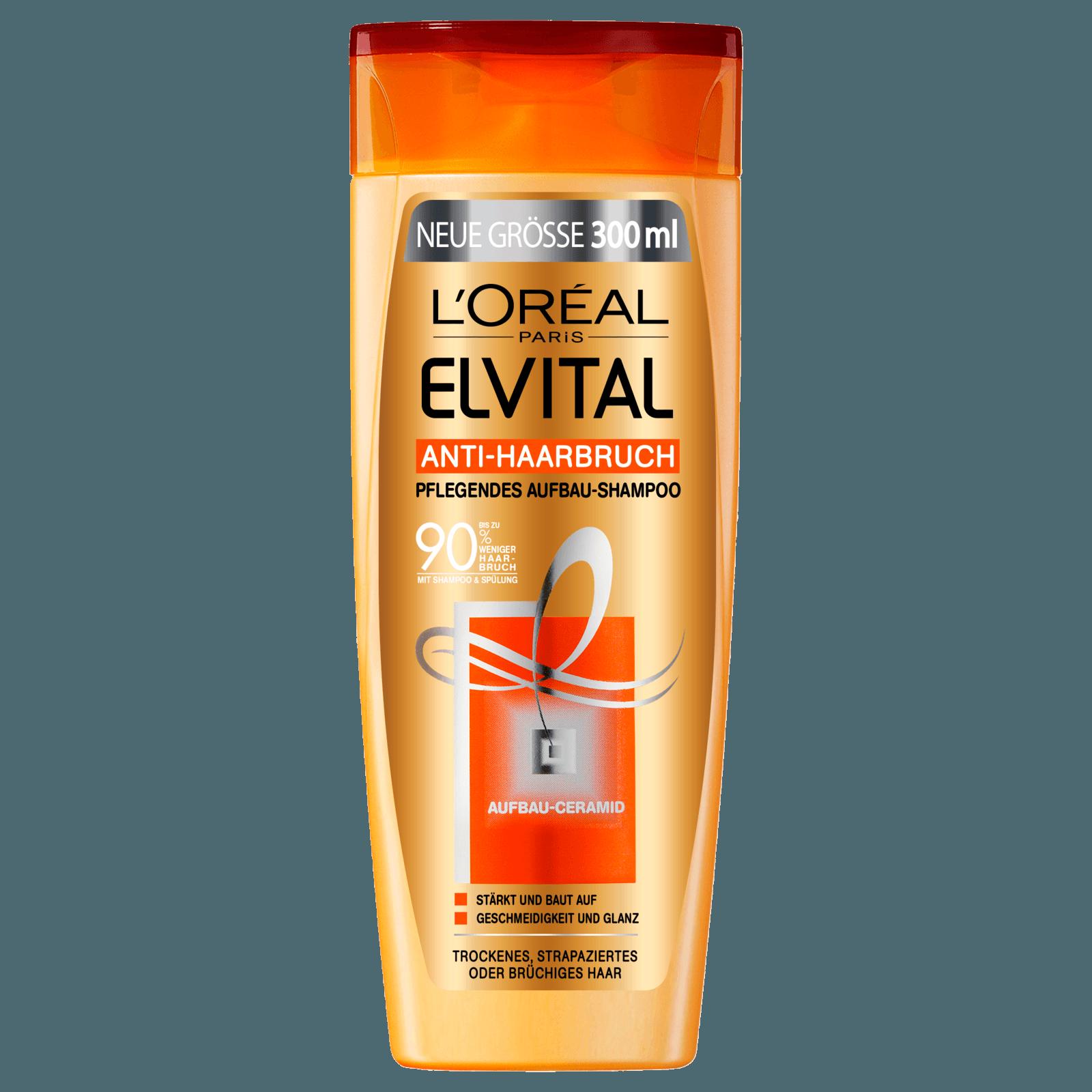 L'Oréal Paris Elvital Shampoo Anti-Haarbruch 300ml