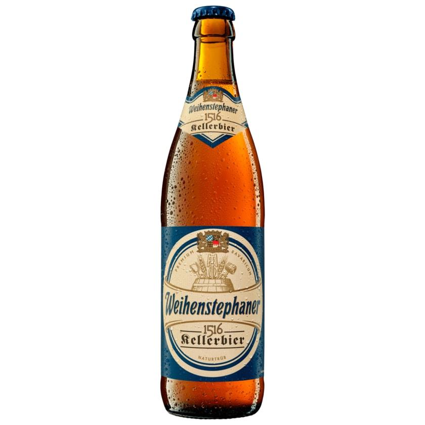 Weihenstephaner 1516 Kellerbier 0,5l