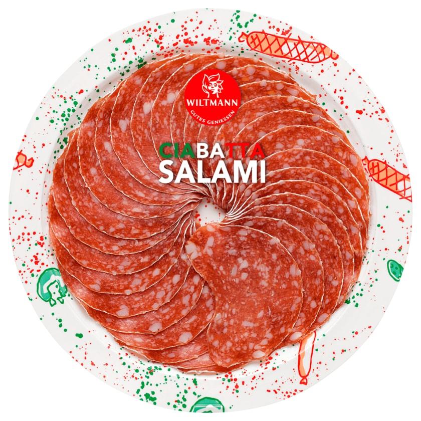 Wiltmann Ciabatta Salami 80g