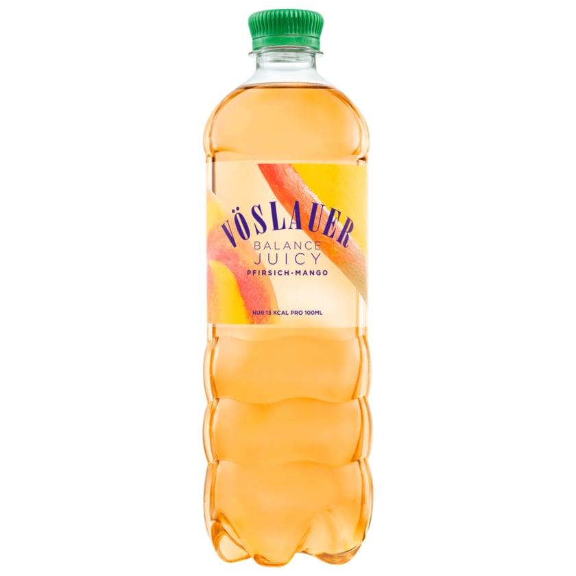 Vöslauer Balance Juicy Pfirsich Mango 0,75l