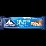 Multipower 53% Protein Bar Cookies & Cream 50g