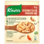 Knorr Fix Natürlich Lecker Geschnetzeltes Züricher Art 32g