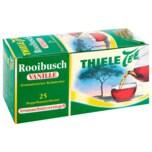 Thiele Rooibusch Vanille Tee 25 Beutel 37,5g