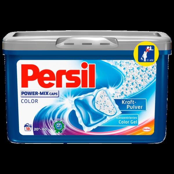 Persil Colorwaschmittel Power Mix Caps Color 423g, 18WL