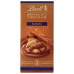 Lindt Weihnachts-Mandel Schokolade 100g