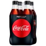 Coca-Cola Zero Sugar 4x0,5l