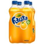 Fanta Orange 4x0,5l