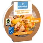 Followfish Thunfisch-Salat Indian Curry 160g