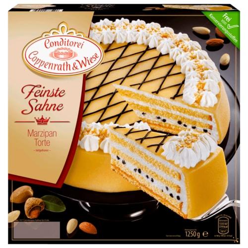 Conditorei Coppenrath & Wiese Sahne-Marzipan-Torte 1,25kg