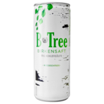 B-Tree Birkensaft Minze 250ml