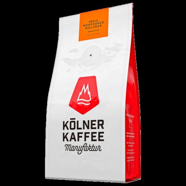 Kölner Kaffee India Monsooned gemahlen 250g