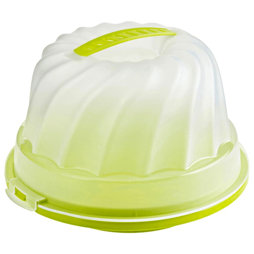 Rotho Kuchenbehälter Gugelhupf Fresh Lime