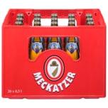 Meckatzer Hefeweizen alkoholfrei 20x0,5l