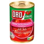 Oro d´Italia ganze Kirschtomaten 425ml
