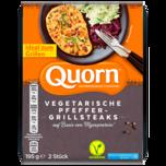 Quorn vegetarisches Pfeffer Grill Steak 195g