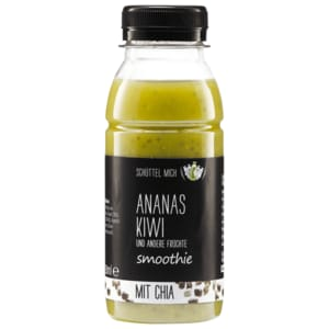 Chia Smoothie Ananas 250ml