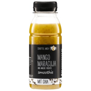 Chia Smoothie Mango Maracuja 250ml
