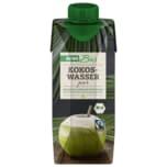 REWE Bio Kokosnuss-Wasser Pur 0,33l