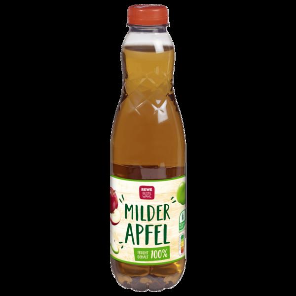 REWE Beste Wahl Milder Apfelsaft 1l