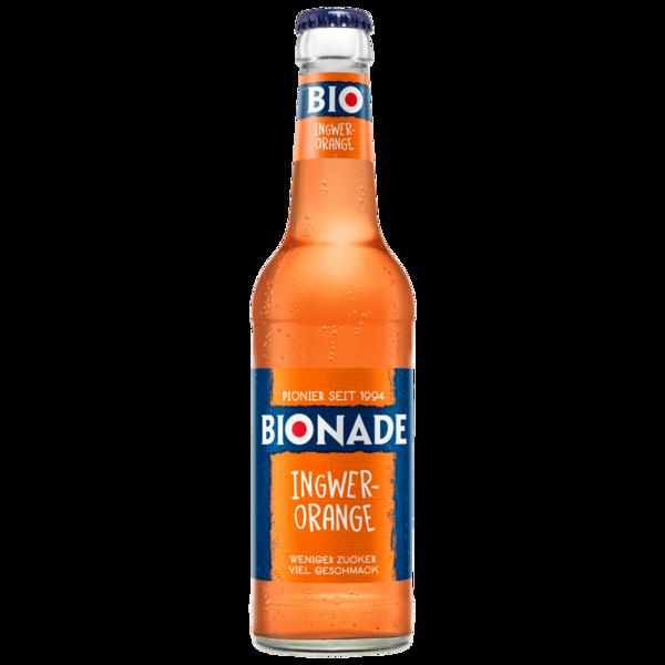 Bionade Ingwer-Orange 0,33l