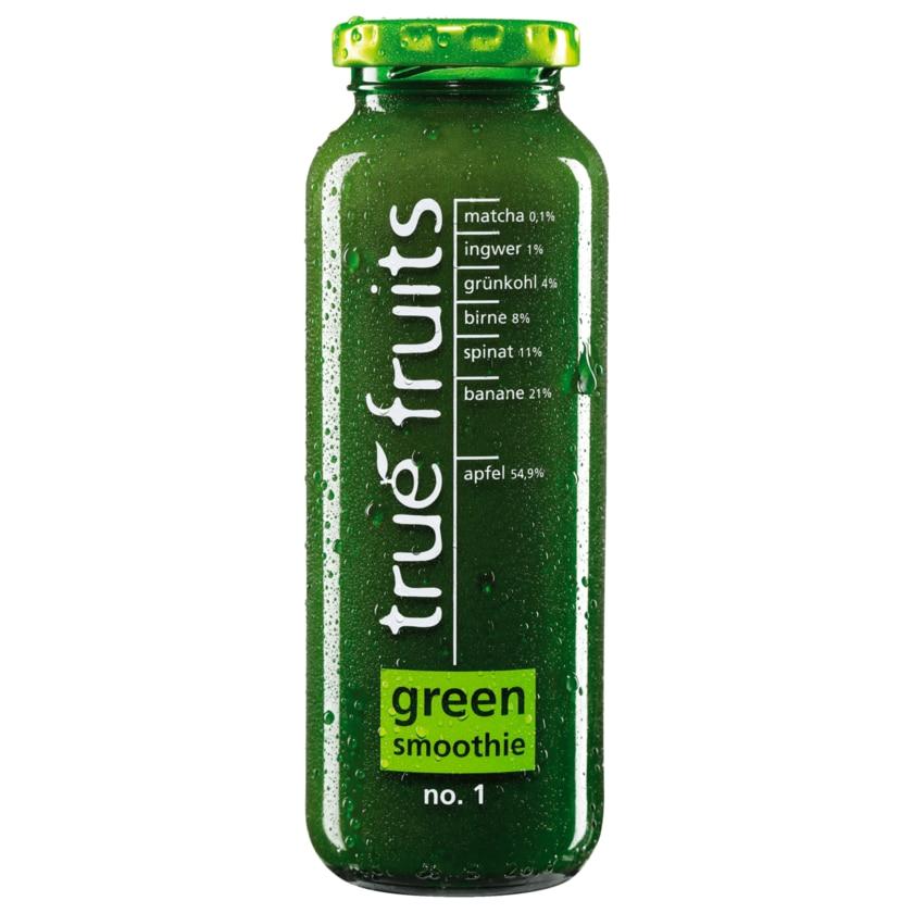 True Fruits Smoothie triple green no. 1 750ml