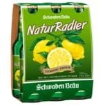 Schwaben Bräu Natur Radler 6x0,33l