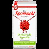Rosenmehl Dinkelmehl Type 630 1kg