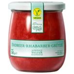 Zum Dorfkrug Erdbeer-Rhabarber-Grütze 360g