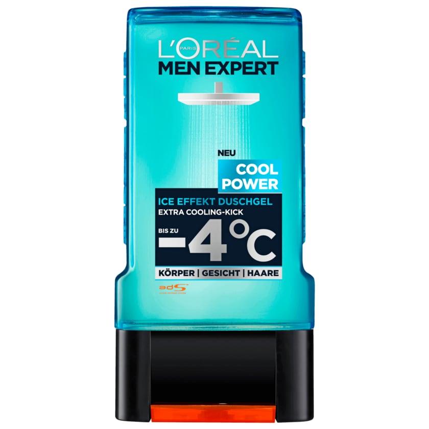 L'Oreal Men Expert Duschgel Cool Power Ice Effekt 300ml