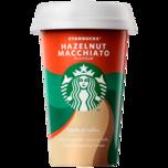 Starbucks Macchiato Hazelnut 220ml