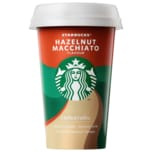 Starbucks Macchiato Hazelnut 220ml
