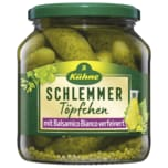 Kühne Schlemmertöpfchen mild-würzige Gürkchen 300g